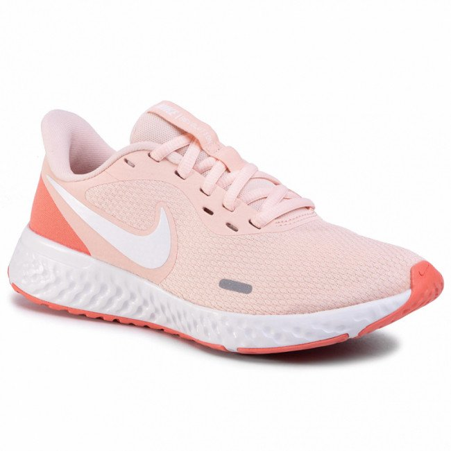 Topánky NIKE - Revolution 5 BQ3207 602 Washed Coral/Summit White