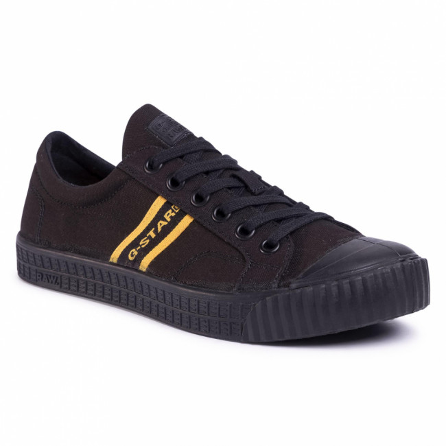 Tramky G-STAR RAW - Rovulc Og II Low D16789-158-990  Black