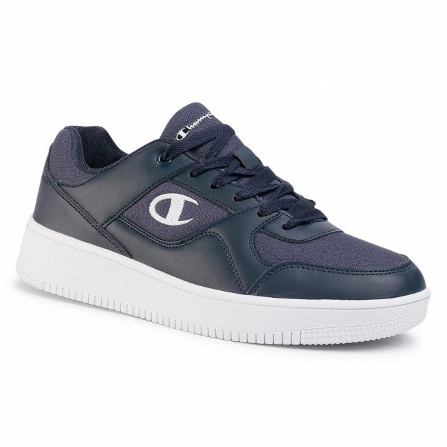 Sneakersy CHAMPION -  Rebound Low Canvas S21430-S20-BS501 Nny