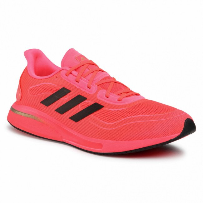 Topánky adidas - Supernova M FV6032  Signal Pink/Core Black/Copper Metallic