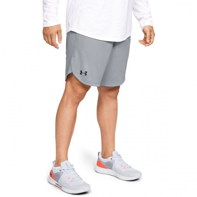 Kraťasy Under Armour Knit Training Shorts-GRY