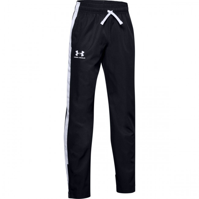 Tepláky Under Armour Woven Track Pants-BLK