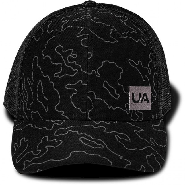 Šiltovka Under Armour UA Men's Blitzing Trucker 3.0-BLK