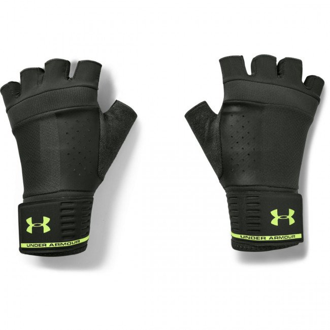 Rukavice Under Armour UA Men's Weightlifting Glove-GRN
