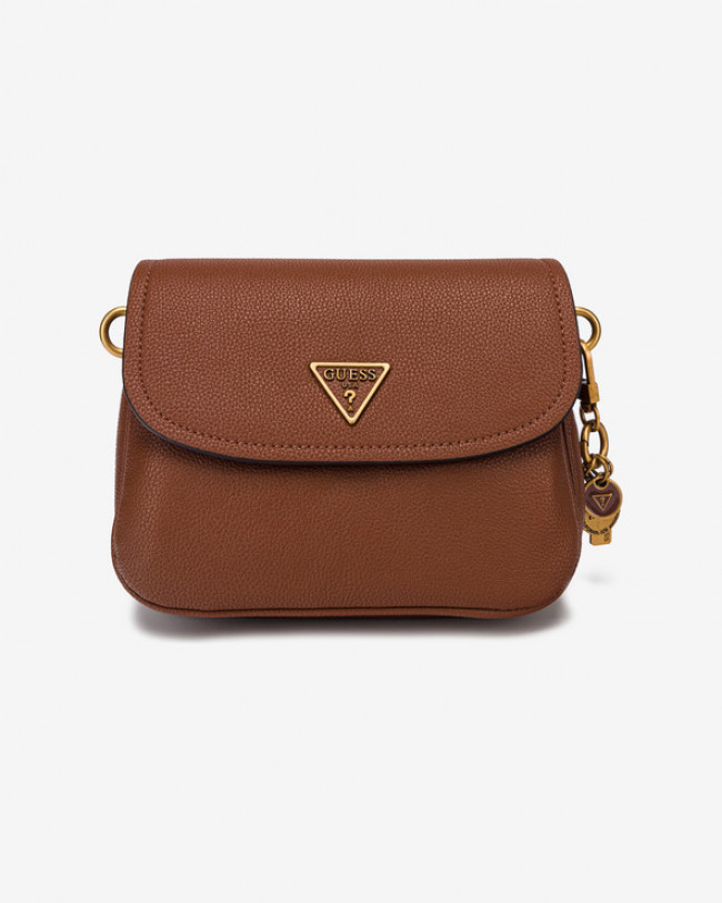 Guess Destiny Cross body bag Hnedá