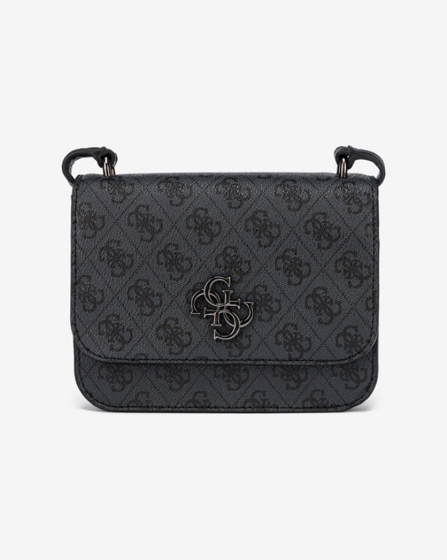 Guess Noelle Mini Cross body bag Čierna