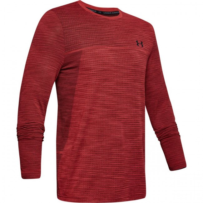 Tričko Under Armour Vanish Seamless Ls Nov 1-Red