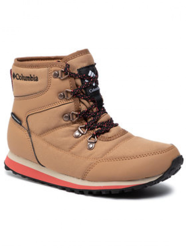 Columbia Snehule Wheatleigh Shorty BL0842 Hnedá