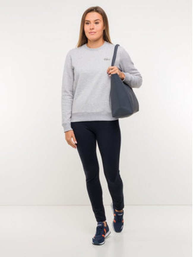 Lacoste Mikina SF8221 Sivá Regular Fit