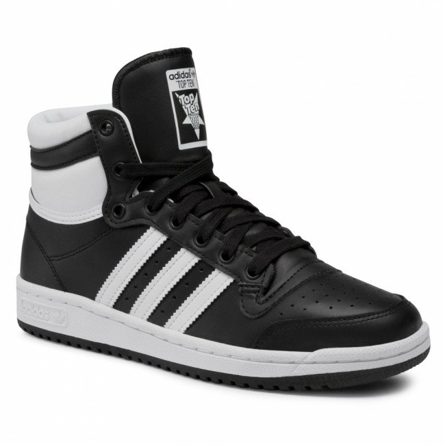 Topánky adidas - Top Ten FV6132 Cblack/Ftwwht/Cwhite