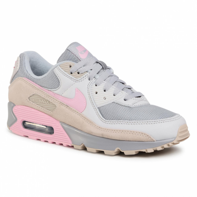 Topánky NIKE - Air Max 90 CW7483 001 Vast Grey/Pink/Wolf Grey