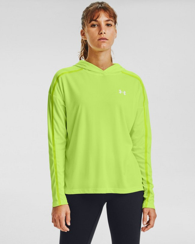 Under Armour Tech™ Twist Tričko Zelená