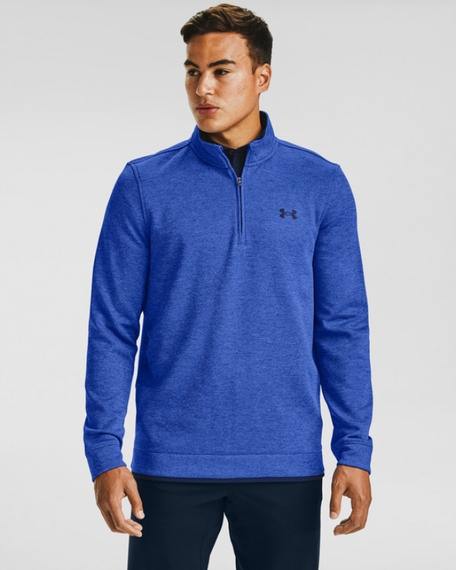 Under Armour Storm SweaterFleece ¼ Zip Layer Mikina Modrá