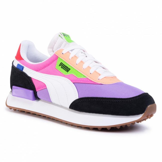 Sneakersy PUMA - Future Rider Play On 371149 03 Luminous Purple/Fluo Pink