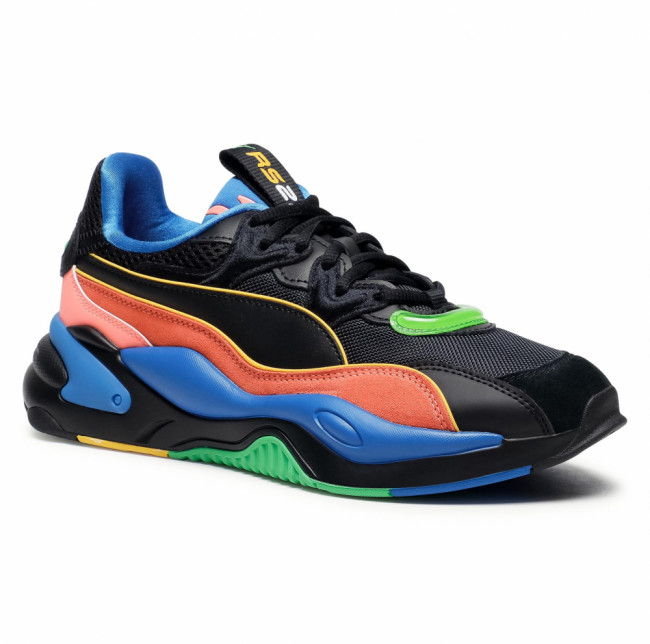 Sneakersy PUMA - Rs-2K Messaging 372975 02 Puma Black/Nrgy Peach