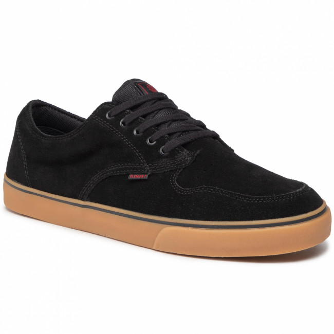 Tenisky ELEMENT - Topaz C3 U6TC31-01A-3545 Black Gum Red