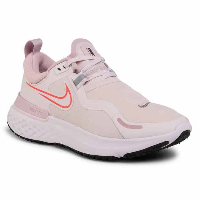 Topánky NIKE - React Miler Shield CQ8249 600 Barely Rose/Flash Crimson
