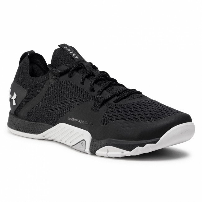 Topánky UNDER ARMOUR - Ua Tribase Reign 2 3022613-004 Blk