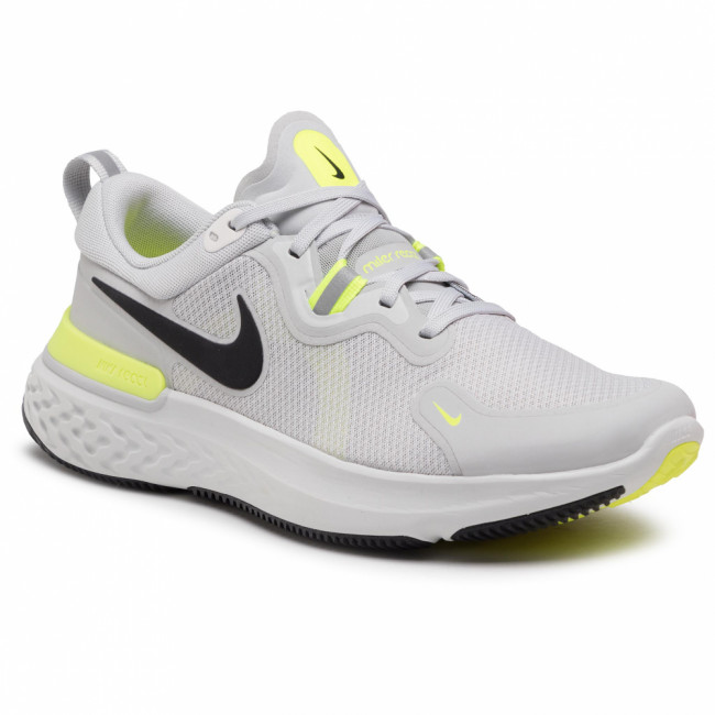 Topánky NIKE -  React Miler CW1777 005 Grey Fog/Black/Particle Grey