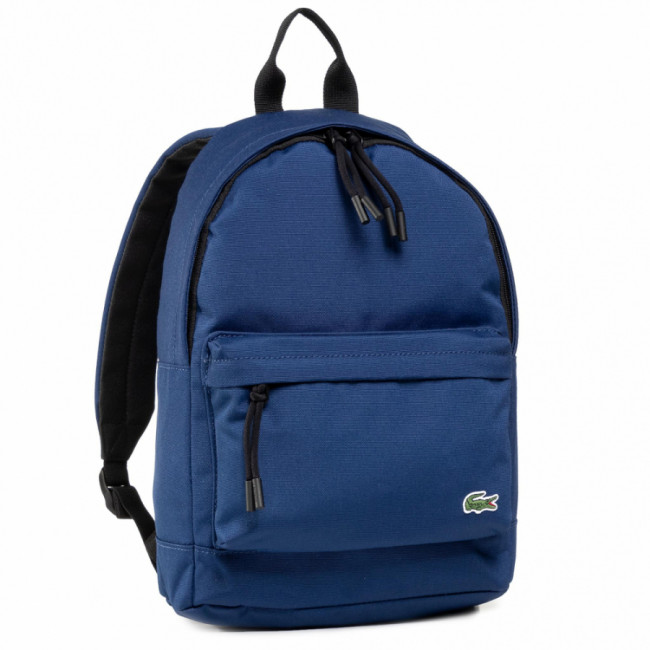 Ruksak LACOSTE - S Backpack NH2860NE Sphere Noir F44