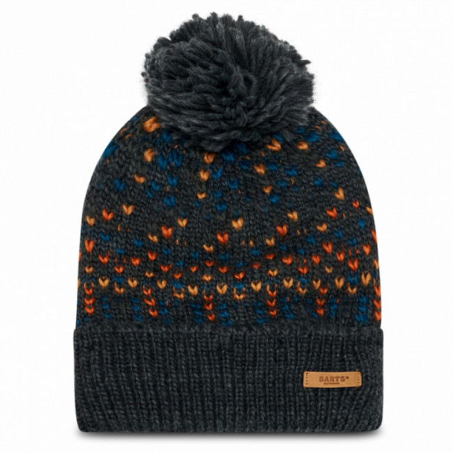 Čiapka BARTS - Nordre Beanie 4907019 Dark Heather