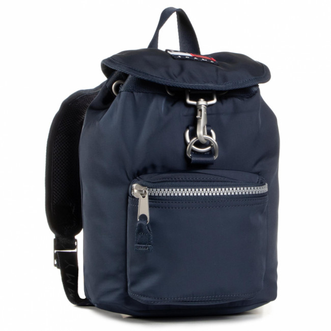 Ruksak TOMMY JEANS - Tjw Heritage Sm Flap Backpack AW0AW08665 C87