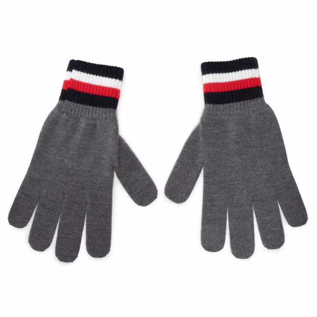 Rukavice Pánske TOMMY HILFIGER - Corporate Gloves AM0AM06586 0IX