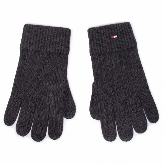 Rukavice Pánske TOMMY HILFIGER - Pima Cotton Gloves AM0AM06591 PA7