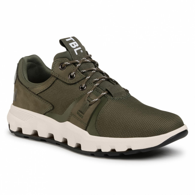 Sneakersy TIMBERLAND - Urban Exit Oxford TB0A22XVA581  Dark Green Mesh