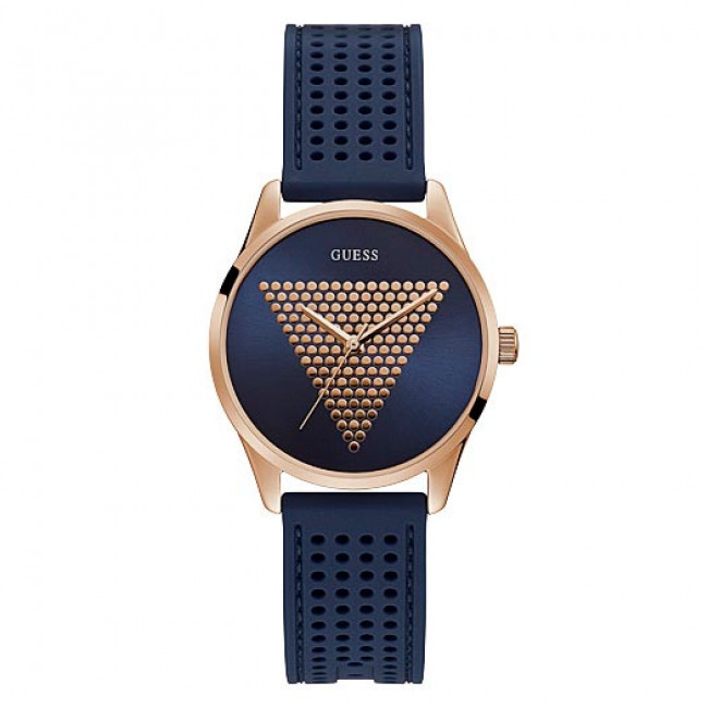 Hodinky GUESS - Mini Imprint W1227L3 Navy/Gold