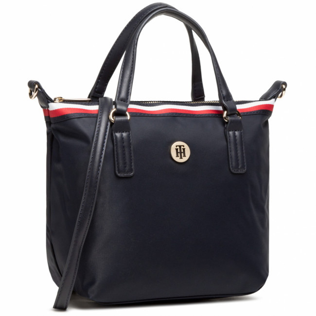 Kabelka TOMMY HILFIGER - Poppy Small Tote Corp AW0AW08829 CJM