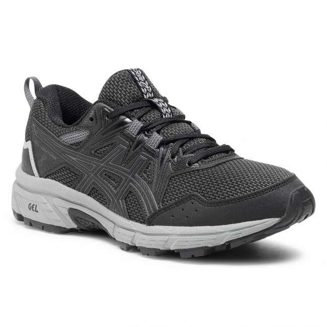 Topánky ASICS - Gel-Venture 8 1012A708  Graphite Grey/Carrier Grey 020