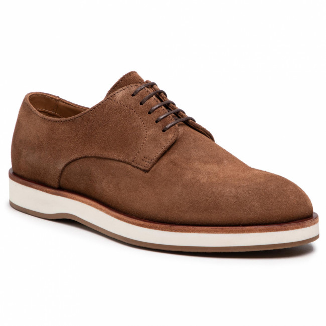 Poltopánky BOSS - Oracle 50452038 10235041 01 Medium Brown 210