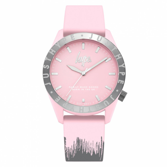 Hodinky HYPE - HYL008PS Pink/Silver