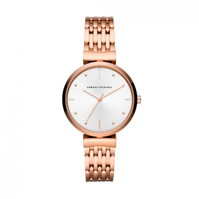 Hodinky ARMANI EXCHANGE - AX5901 Rose Gold/Rose Gold