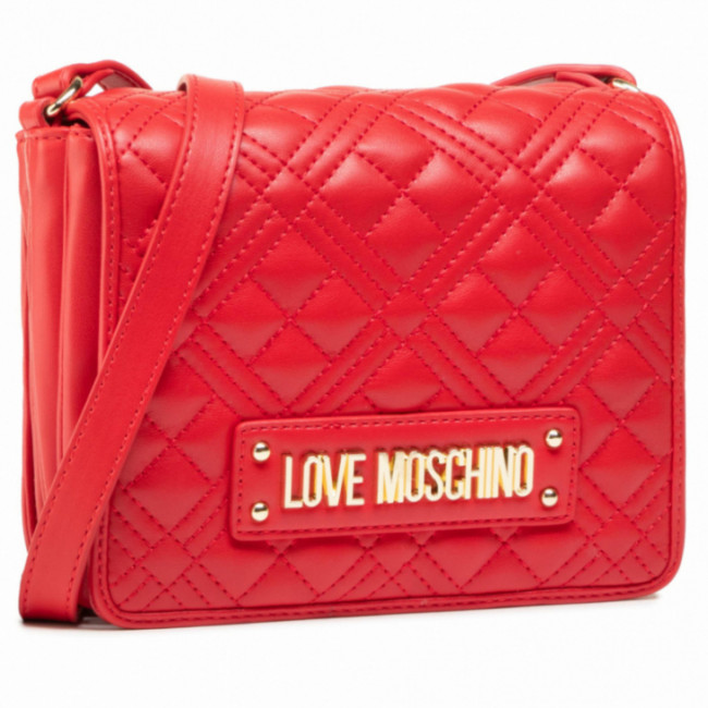 Kabelka LOVE MOSCHINO - JC4002PP0CLA0500  Rosso