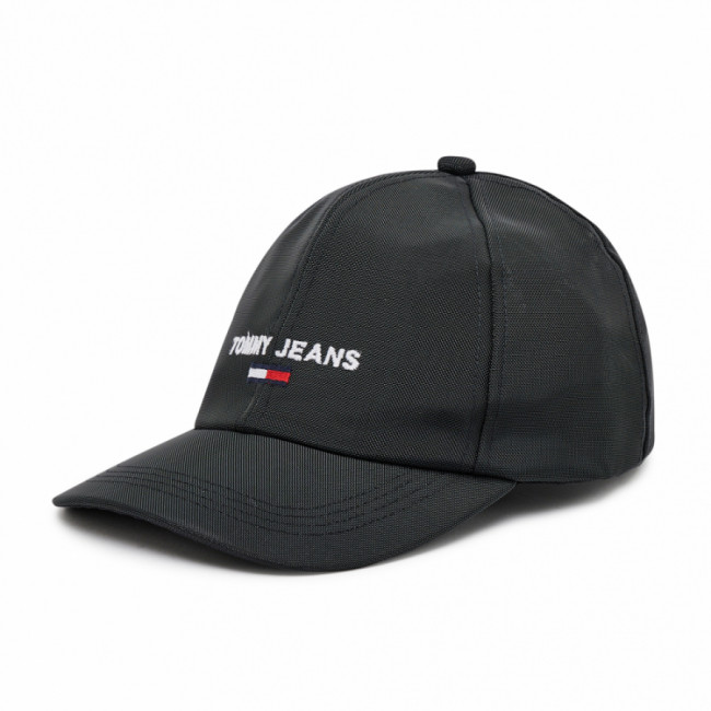 Šiltovka TOMMY JEANS - Sport Cap AW0AW09909 BDS