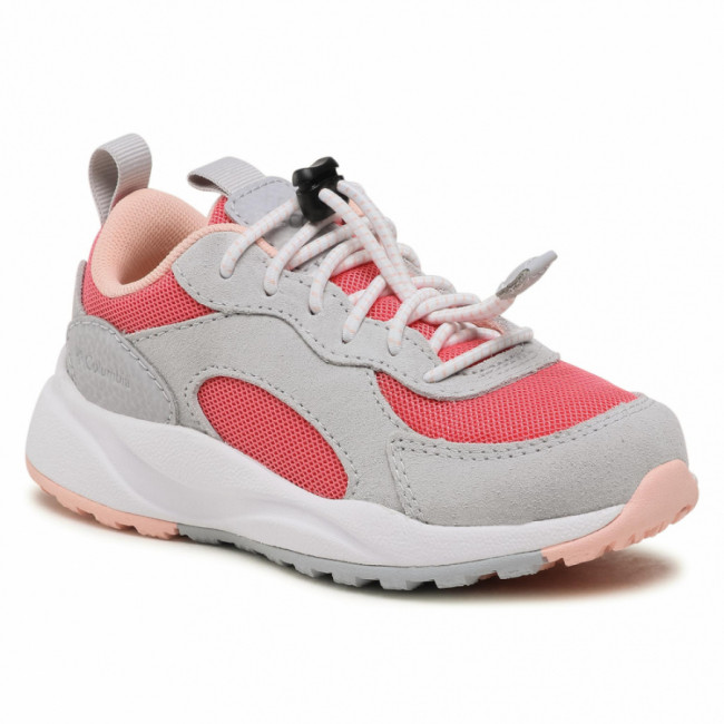 Sneakersy COLUMBIA - Childrens Pivot BC1097  Coral Bloom/Blush Rose 692