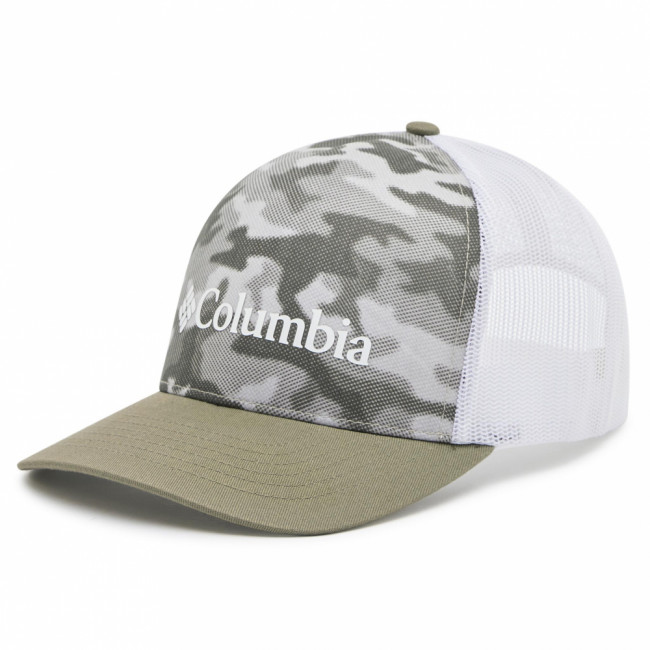 Šiltovka COLUMBIA - Punchbowl Trucker 1934421 Ancient Fossil Spotted Camo Print 271