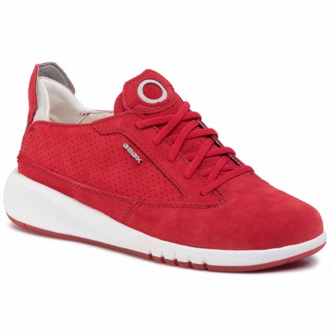 Sneakersy GEOX - D Aerantis A D02HNA 00022 C7000 Red