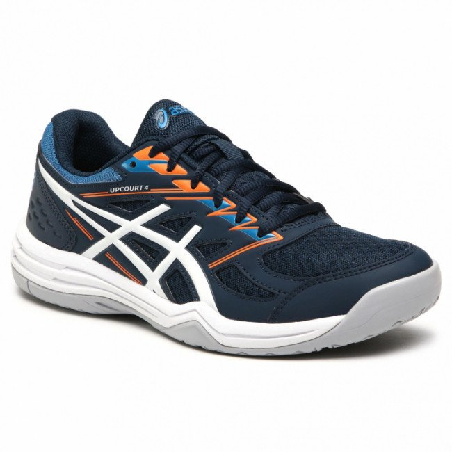 Topánky ASICS - Upcourt 4 1071A053 French Blue/White 402