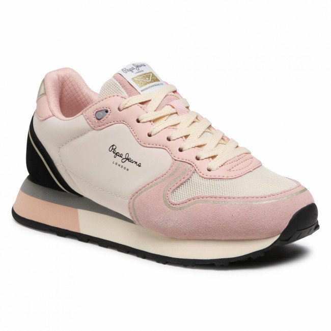 Sneakersy PEPE JEANS - Dover Bass PLS31162 Face 310
