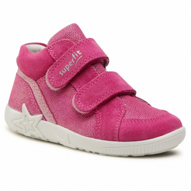 Sneakersy SUPERFIT - 1-006434-5500 S Rosa