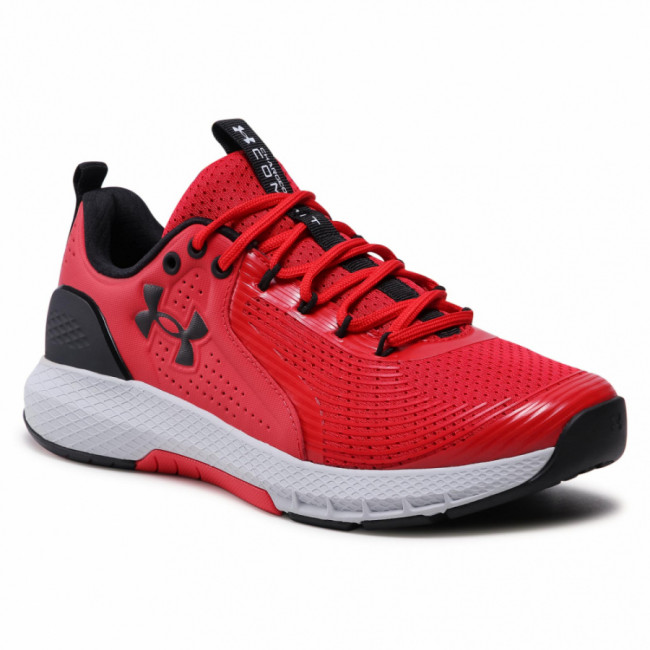 Topánky UNDER ARMOUR - Ua Charged Commit Tr 3 3023703-600 Red