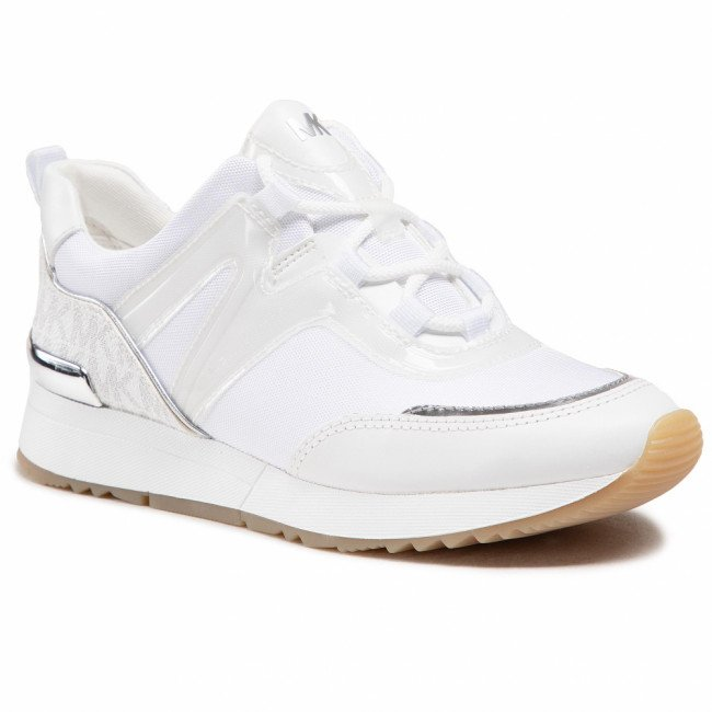 Sneakersy MICHAEL MICHAEL KORS - Pippin Trainer 43S1PIFS1D  Bright Wht