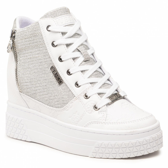 Sneakersy GUESS - Riggz FL5RIG FAL12 WHISI