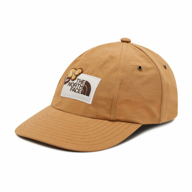 Šiltovka THE NORTH FACE - Berkeley 6 Panel NF0A3VW11731 Utility Brown