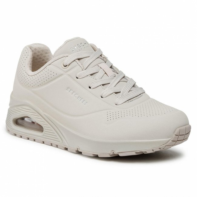 Sneakersy SKECHERS - Stand On Air 73690/OFWT Off White