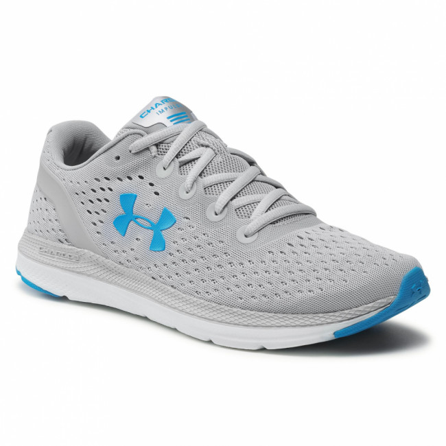 Topánky UNDER ARMOUR - Ua Charged Impulse 3021950-108 Gry