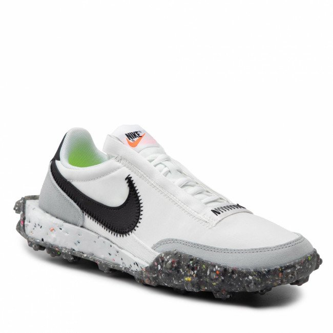 Topánky NIKE - Waffle Racer Crater CT1983 104 Summit White/Black/Photon Dust